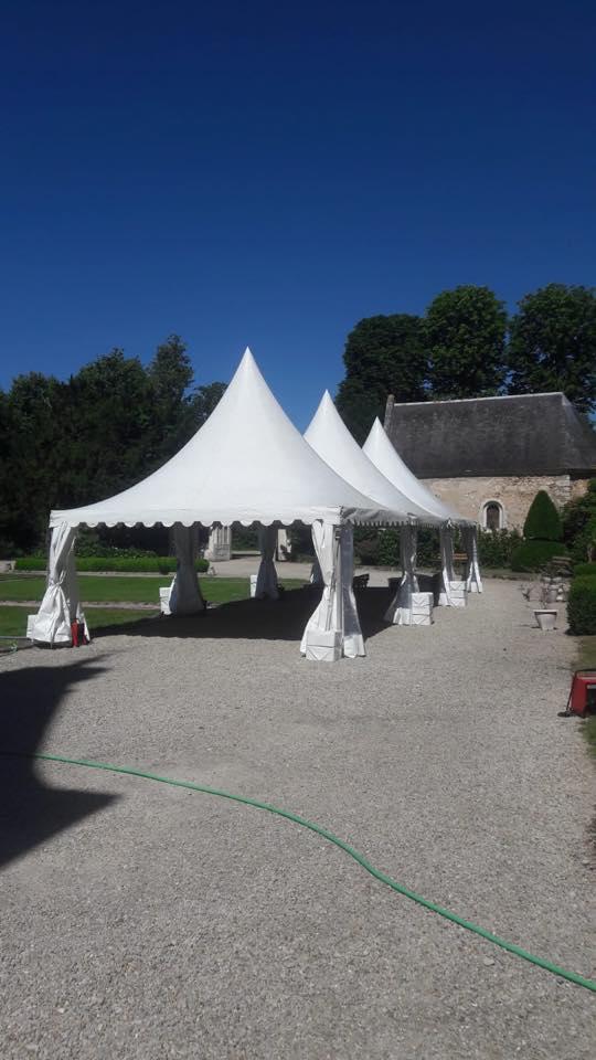 déclarer un évènement dans un lieu privé à Amboise et Tours | JST Events