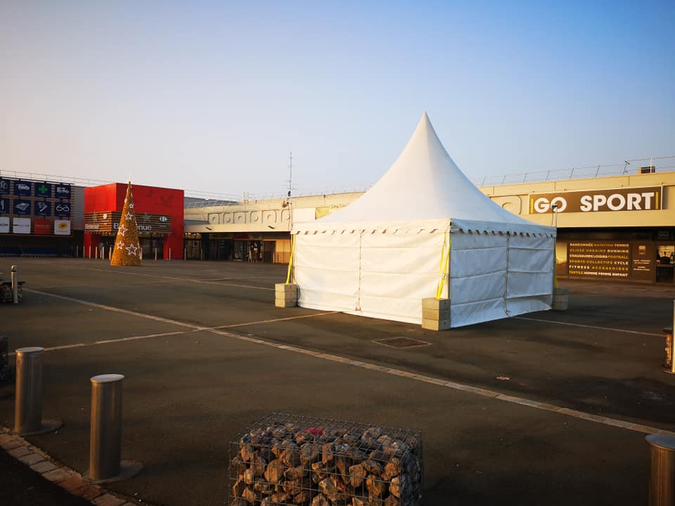 Voici tout ce qu'il faut savoir concernant une tente d'appoint à Amboise et Tours   JST Events