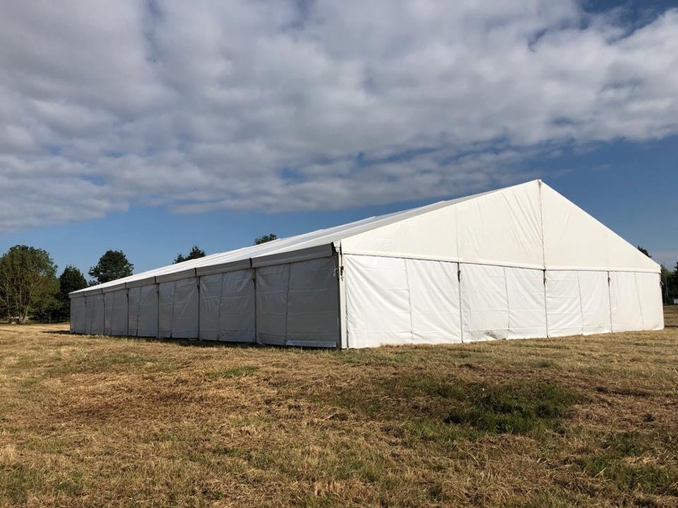 Les avantages d'une tente pagode pour votre réception à Amboise et Tours | JST Events