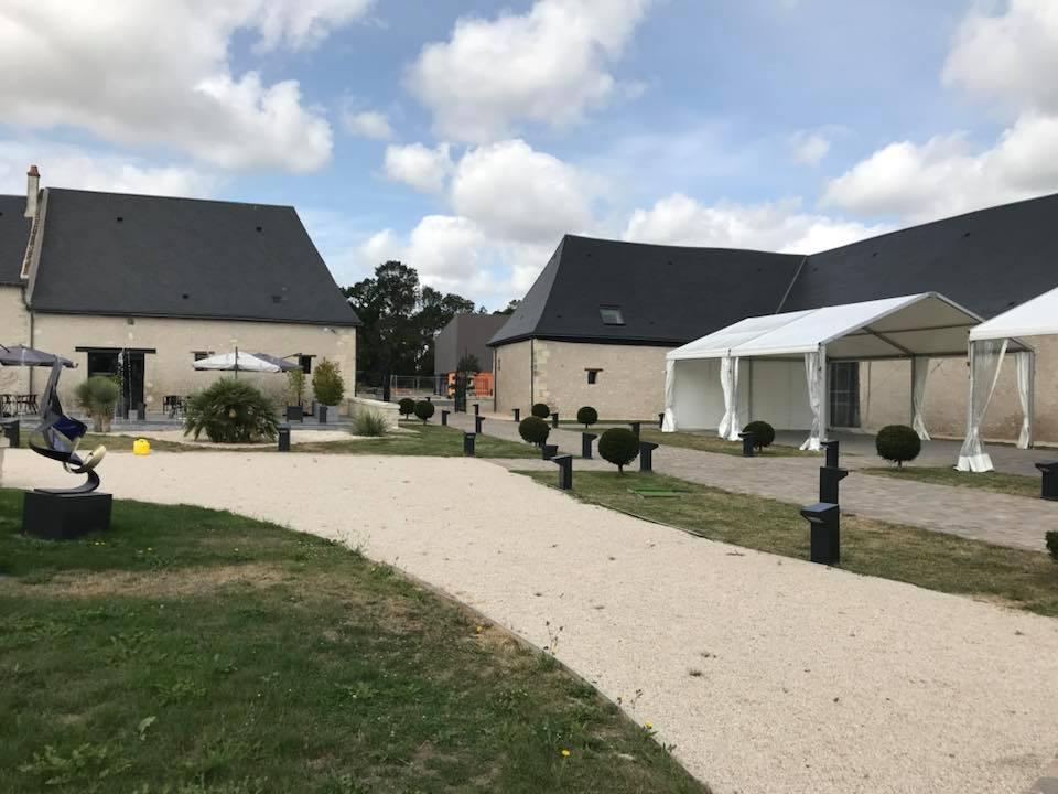 Des structures d'accueil idéales pour tous vos événements de plein air à Amboise et Tours | JST Events