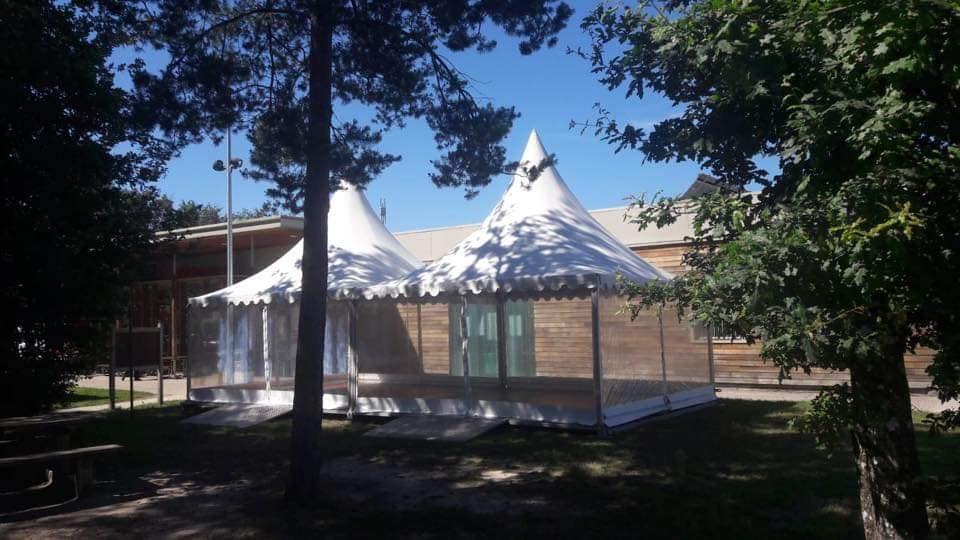 Location de chapiteau et barnum avec mobilier à Amboise et Tours | JST Events